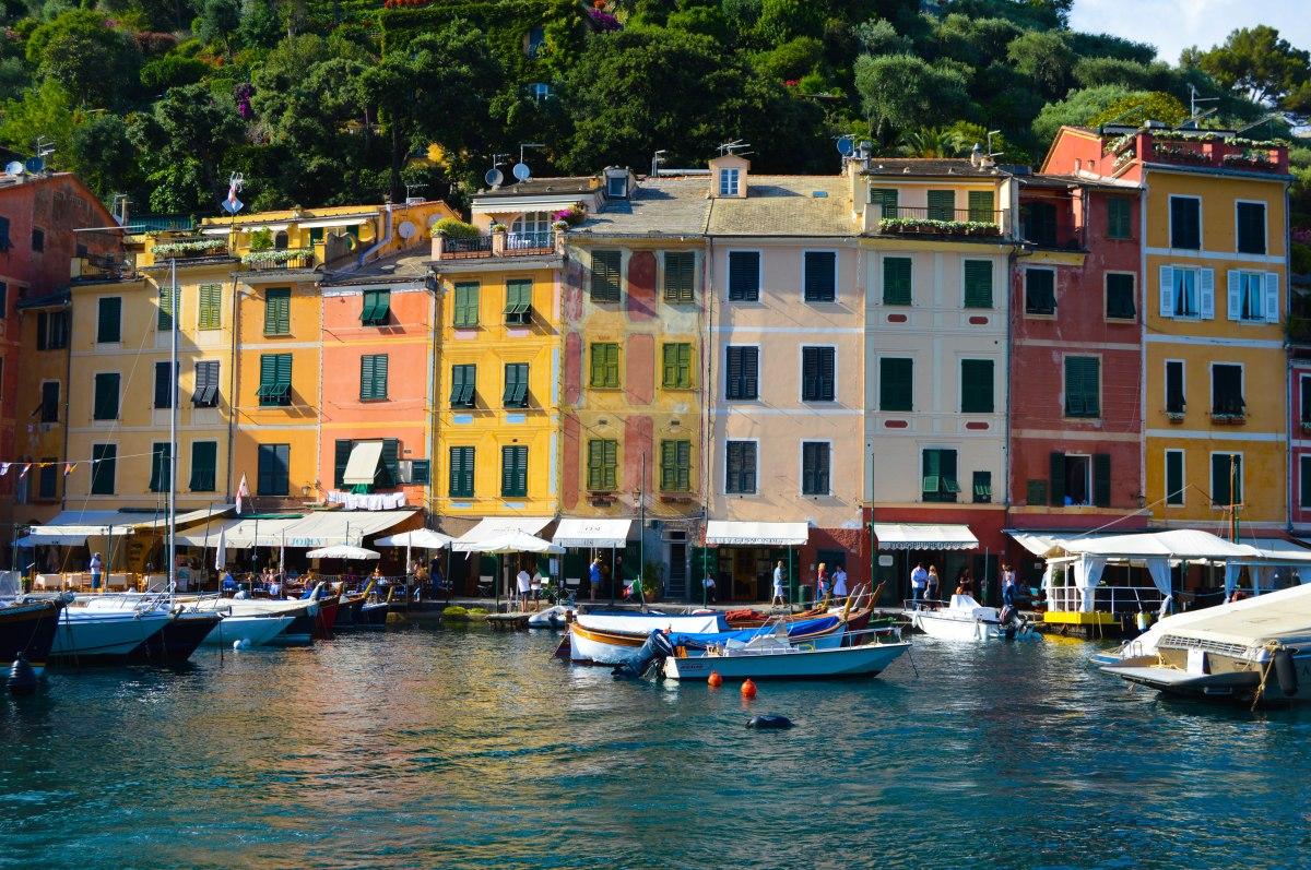 Portofino Peninsula: Ferry Boat Frenzy - Come Join My Journey